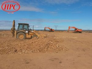 Business | Building Industry | Hanekom Plant Hire & Civil Works