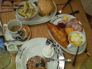 Business   Food Court   Mugg & Bean