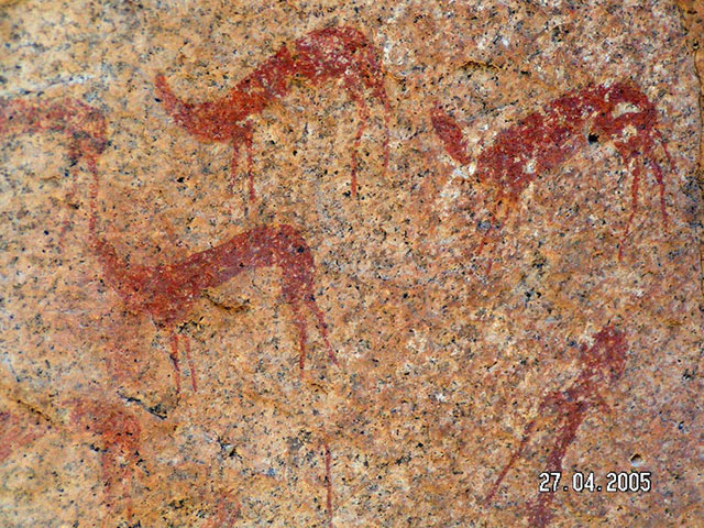What to Do & See | San (Bushmen) Rock Art